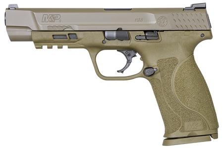 SMITH AND WESSON MP9 M2.0 9MM FDE NO THUMB SAFETY