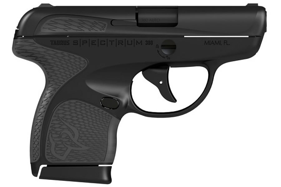 No. 10 Best Selling: TAURUS SPECTRUM 380 ACP BLACK/GRAY