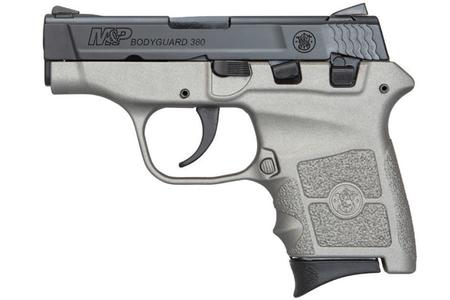 SMITH AND WESSON MP BODYGUARD 380 STAINLESS CERAKOTE