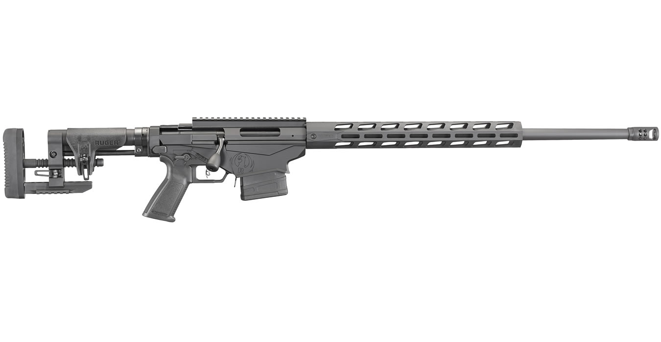 No. 19 Best Selling: RUGER PRECISION RIFLE 6.5 CREEDMOOR WITH M-LOK