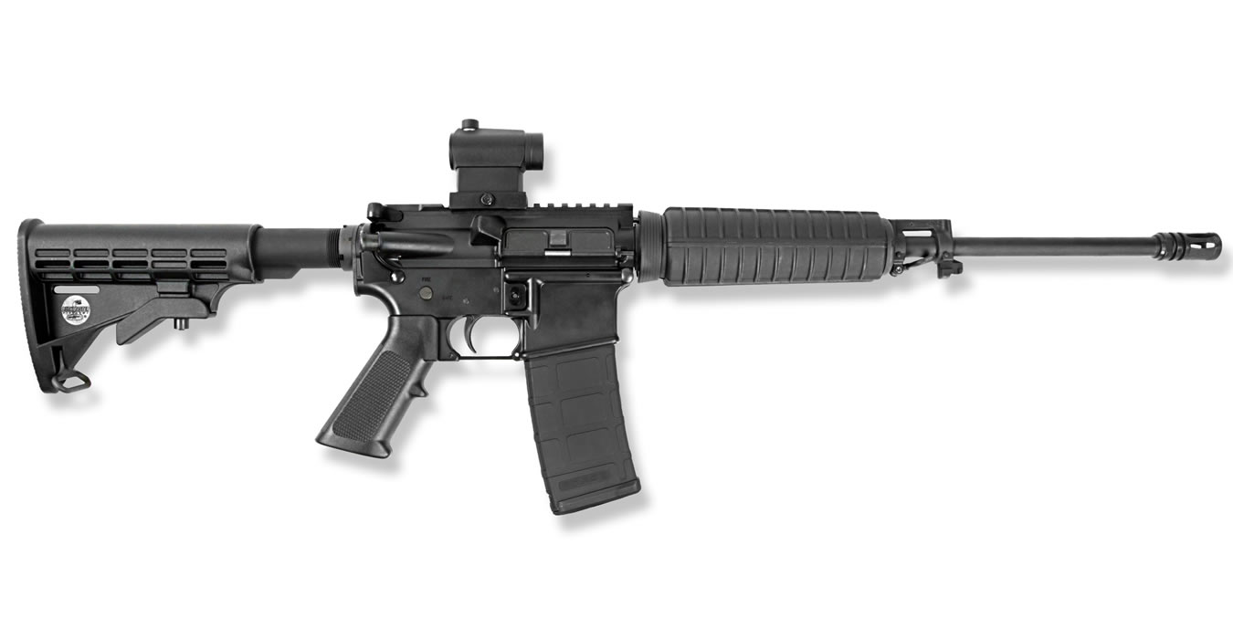 XM-15 QRC 223/5.56MM W/ MINI RED DOT