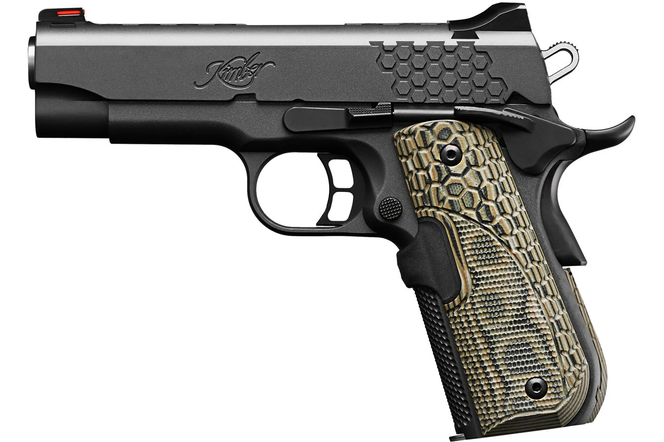 KHX Pro 9mm with Laser Enhanced Grips