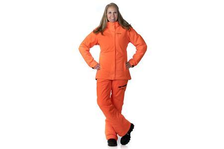 f6c7c9ef467b3 Dsg Outerwear Addie Hunting Jacket Blaze Orange -Large