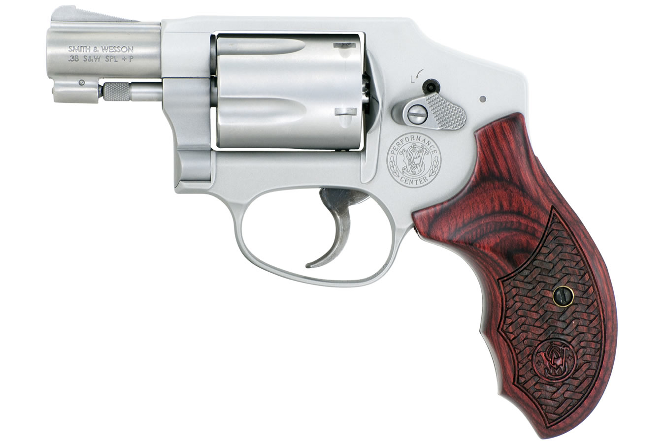 MODEL 642 .38 SPECIAL PERFORMANCE CENTER