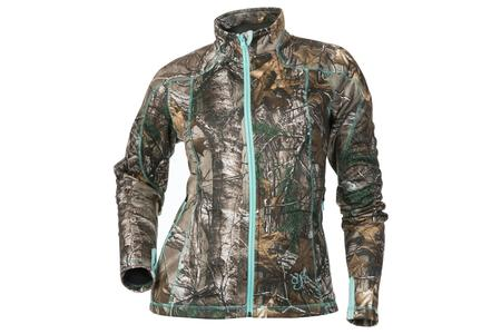 PERFORMANCE FLEECE REALTREE XTRA/AQUA