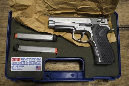 SMITH AND WESSON 5906TSW 9MM (NEW IN BOX) USED