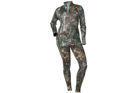 D-TECH BASE LAYER SHIRT REALTREE XTRA