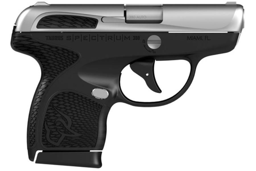 SPECTRUM 380 ACP BLACK/STAINLESS