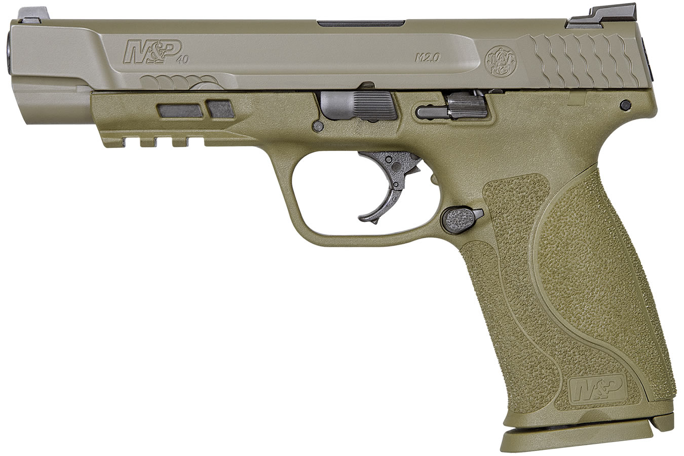MP40 M2.0 40SW FDE NO THUMB SAFETY