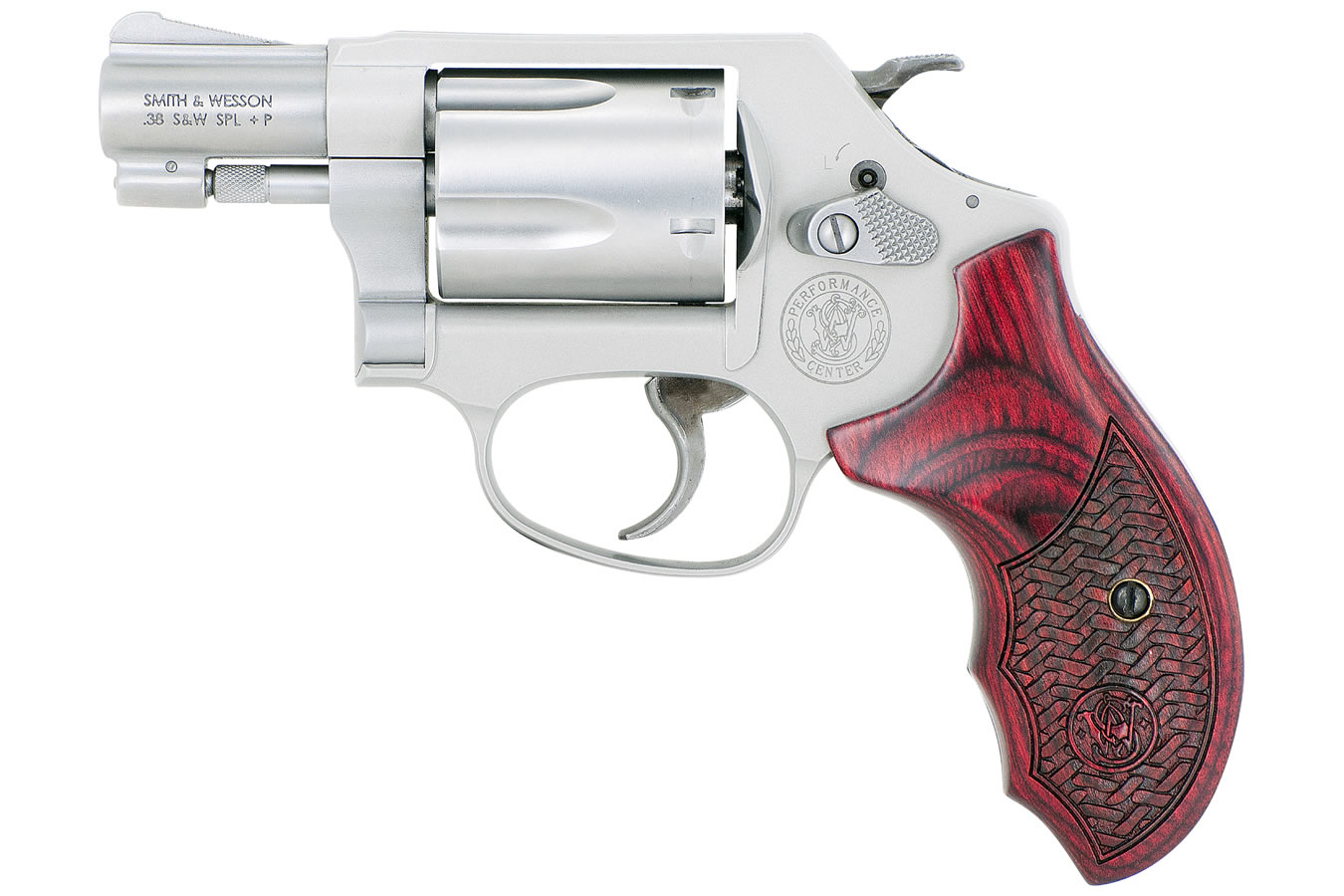 637 Performance Center 38 Special Revolver with Enhanced Action