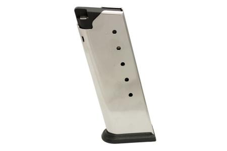 XDE 45 ACP 6-ROUND FLUSH-FITTING MAG