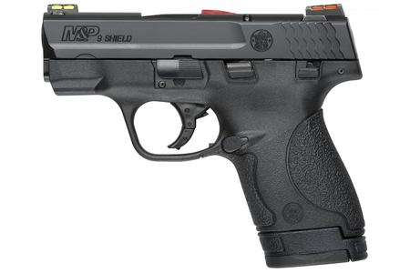 SMITH AND WESSON MP9 SHIELD 9MM W/HI-VIZ SIGHTS (CA COMP)
