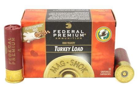 Shotgun Turkey Ammo