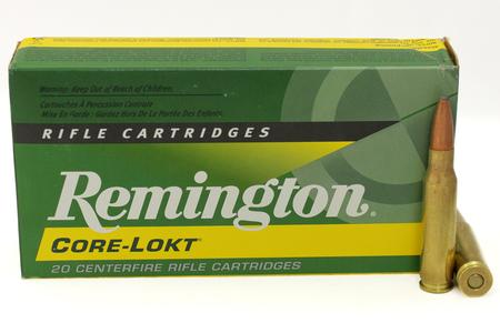 REMINGTON 308 Win 180 gr Core-LOKT PSP 20/Box