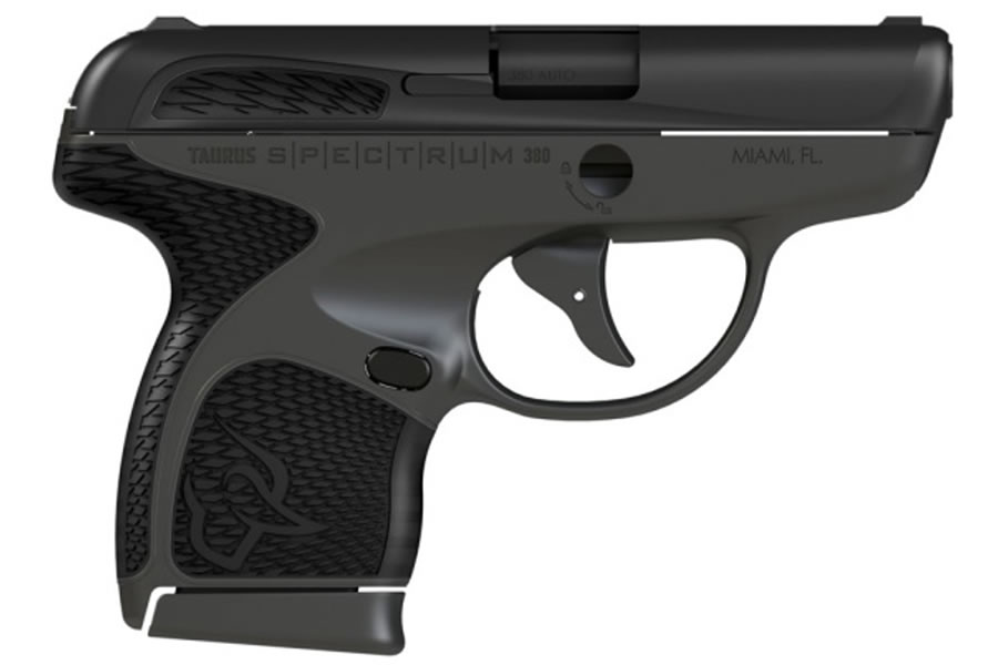 SPECTRUM 380 ACP GRAY/BLACK