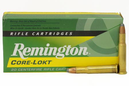 REMINGTON 30-30 Win 150 gr Core-Lokt SP 20/Box