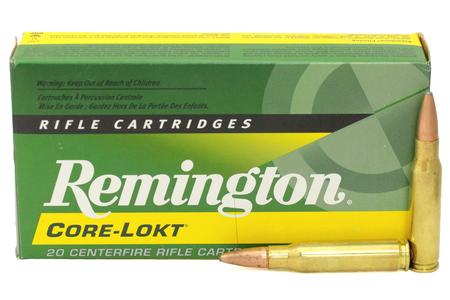 Remington 308 Win 150 gr Core-Lokt PSP 20/Box