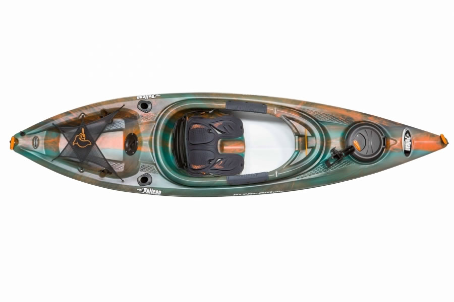 Kayak Intrepid 100X Angler Komodo Grey