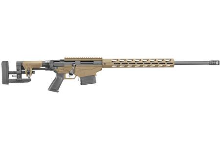 RUGER PRECISION RIFLE 6.5 CREEDMOOR BROWN