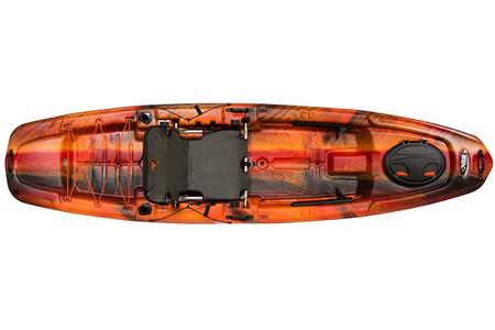 KAYAK THE CATCH 120 FADE LAVA