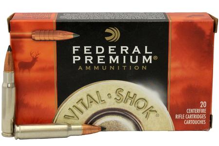 FEDERAL AMMUNITION 338 Federal 200 gr Trophy Copper Vital-Shok 20/Box