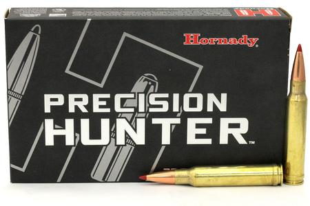 HORNADY 338 Win Mag 230 gr ELD-X Precision Hunter 20/Box