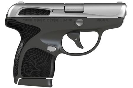 SPECTRUM 380 ACP GRAY/STAINLESS PISTOL