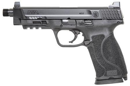 SMITH AND WESSON MP45 M2.0 45 ACP WITH THREADED BARREL