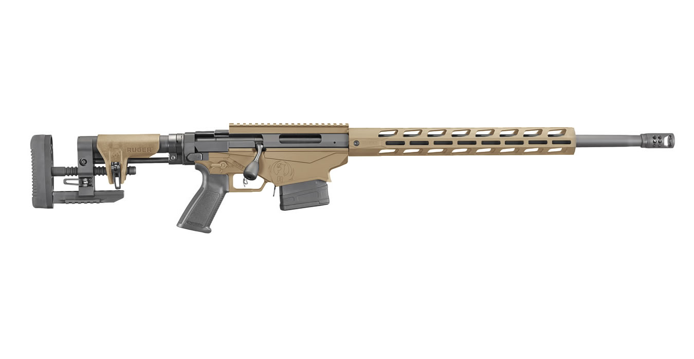 Ruger Precision Rifle 308 Win Flat Dark Earth