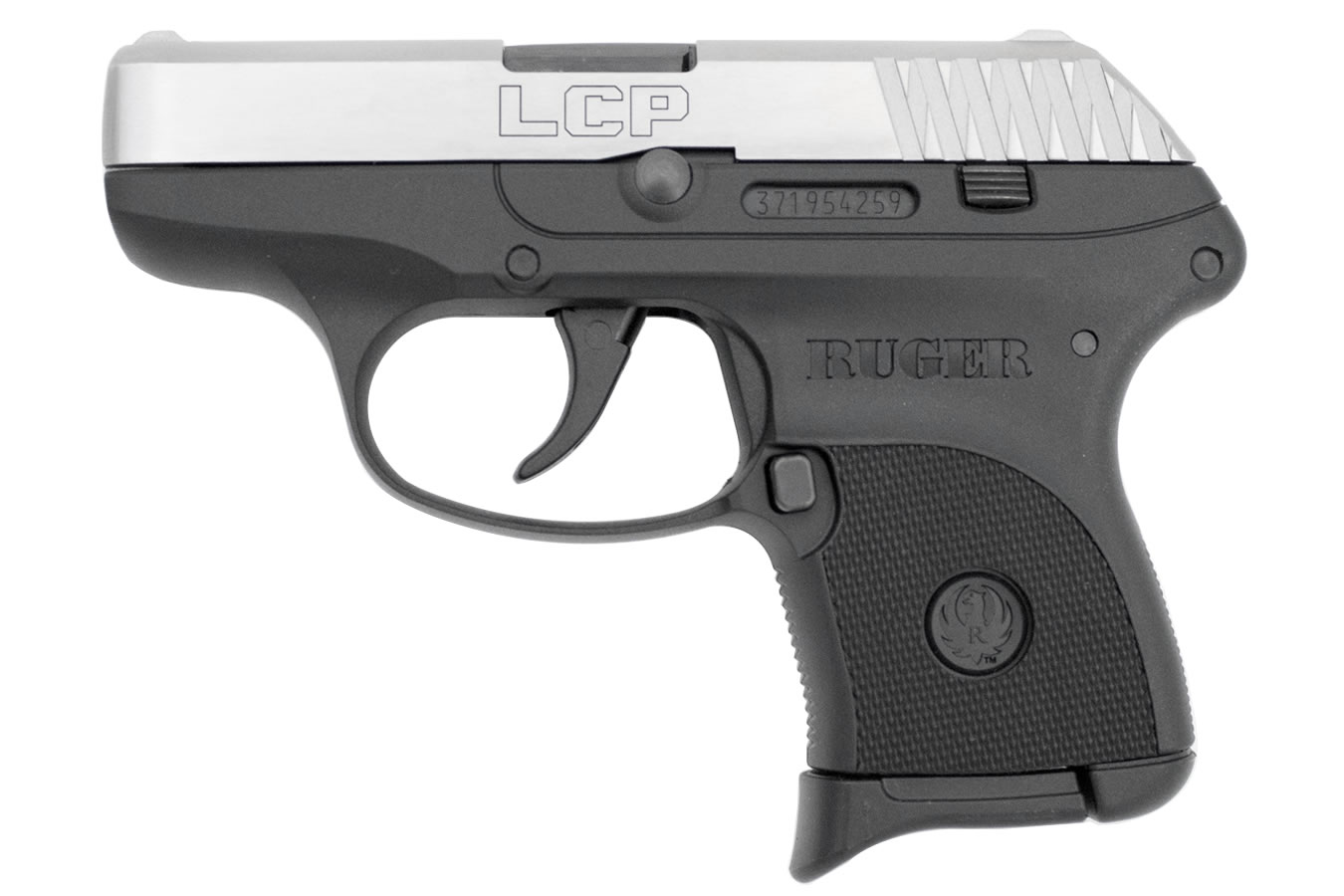 LCP 380 ACP WITH STAINLESS SLIDE