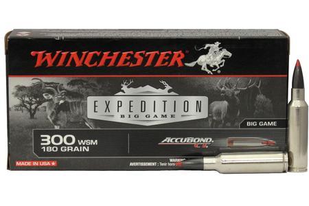 300 Winchester Short Magnum