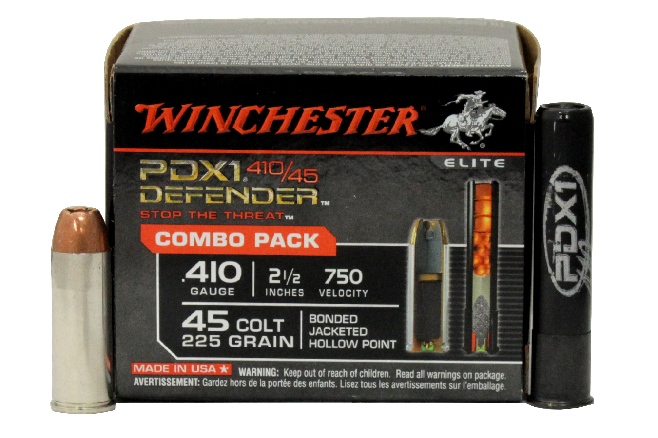 45 COLT 410/45 COMBO PACK