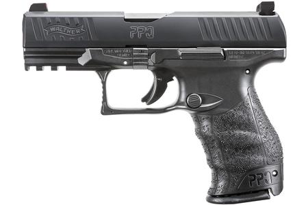 WALTHER PPQ M2 9MM BLACK WITH NIGHT SIGHTS