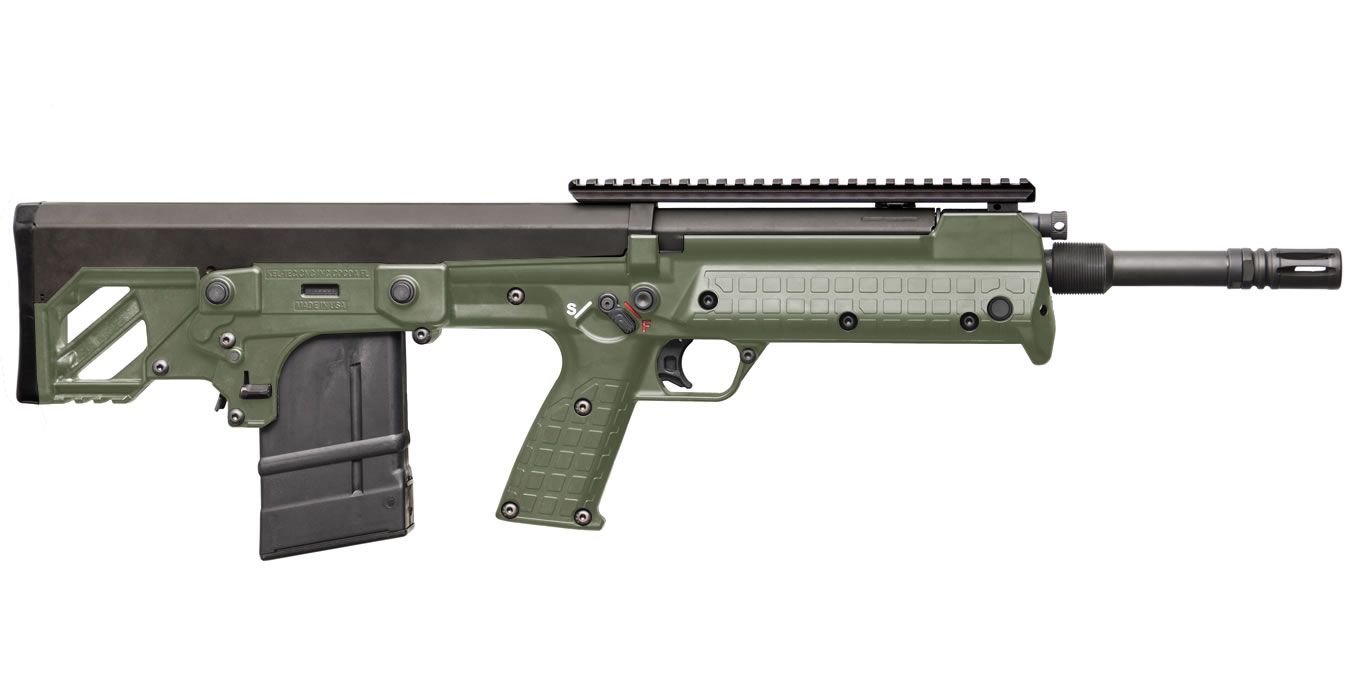 RFB 7.62X51MM NATO (308 WIN) OD GREEN