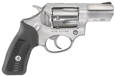 SP101 9MM DOUBLE-ACTION REVOLVER