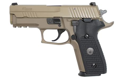 P229 EMPEROR SCORPION 9MM W/NIGHT SIGHTS
