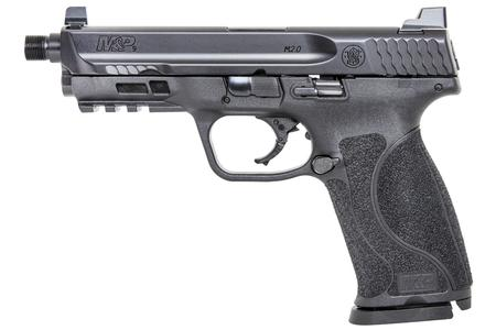 SMITH AND WESSON MP9 M2.0 9MM WITH THREADED BARREL
