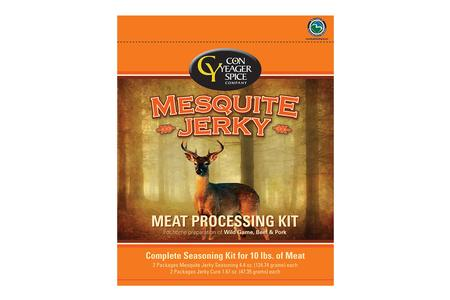 MESQUITE JERKY MEAT PROCESSING KIT