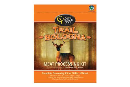 TRAIL RING BOLOGNA MEAT PROCESSING KIT