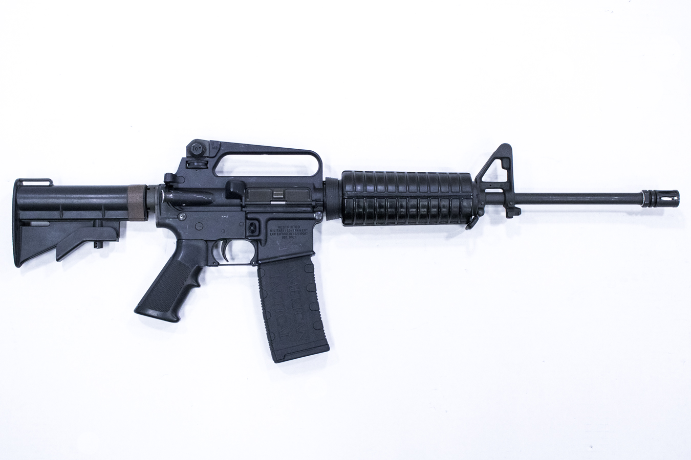 AR-15 A2 223/5.56MM POLICE TRADE-INS
