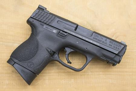 SMITH AND WESSON MP9 COMPACT 9MM POLICE TRADE-INS (GOOD)