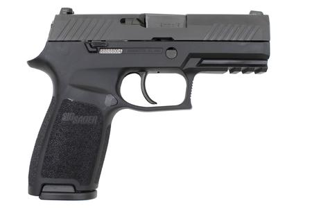 Sig Sauer P320 Carry 9mm Striker-Fired Pistol with 3 Magazines and Night  Sights (LE)