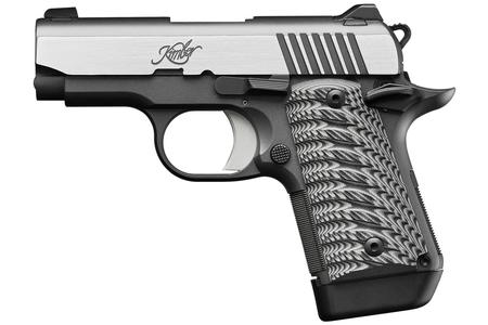 KIMBER MICRO 9 ECLIPSE 9MM WITH NIGHT SIGHTS
