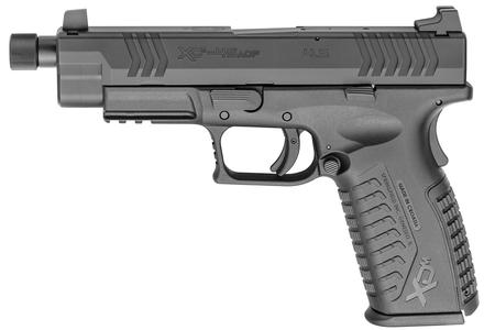 XDM 45ACP 4.5 BLACK WITH THREADED BARREL