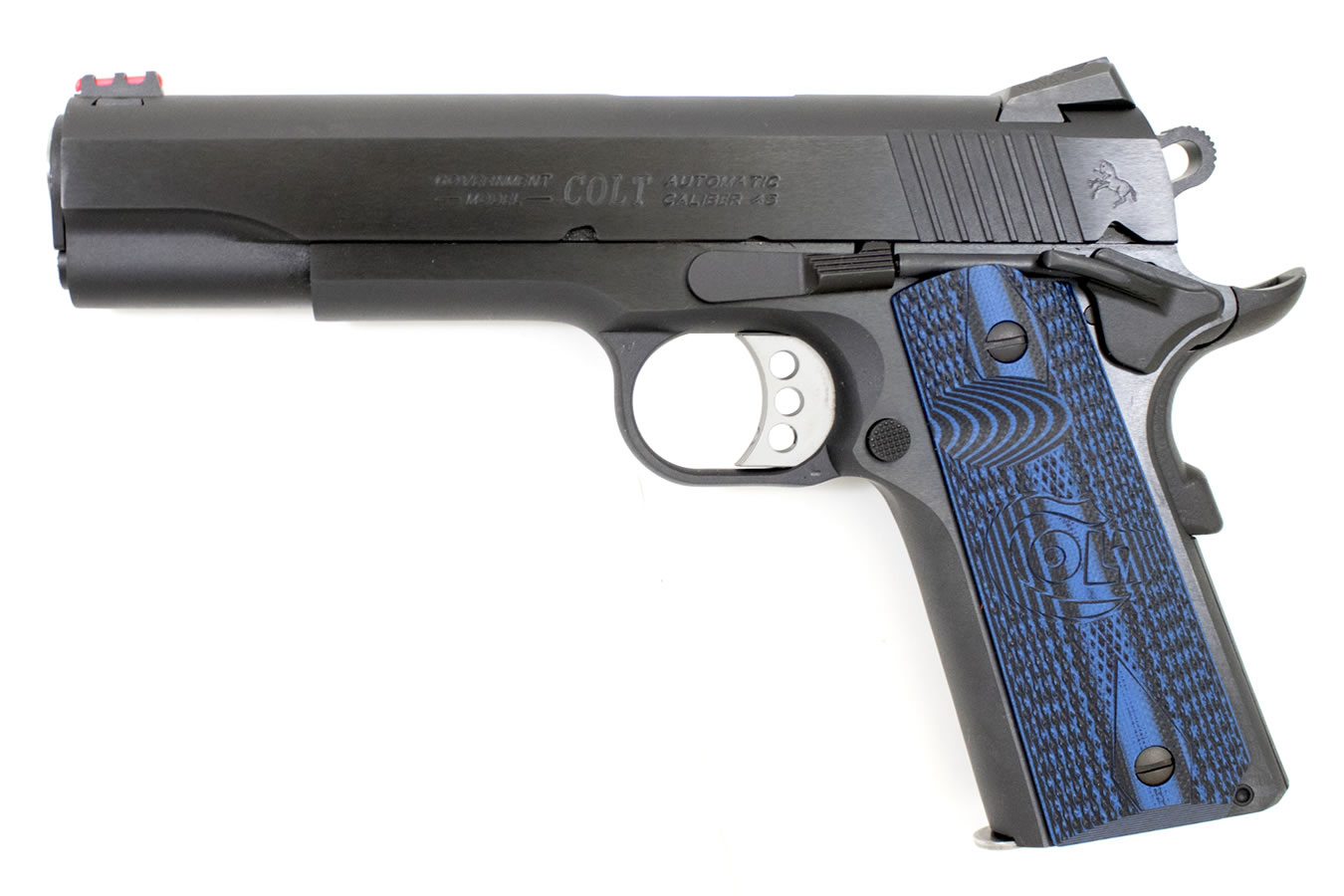 No. 1 Best Selling: COLT 1911 SERIES 70 COMPETITION 45 ACP