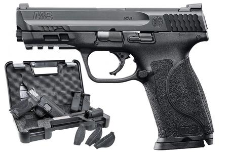 SMITH AND WESSON MP9 M2.0 9MM CARRY AND RANGE KIT