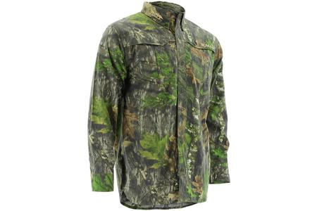 d2a80cf9ab2 Nomad Camo NWTF Woven Long Sleeve Shirt