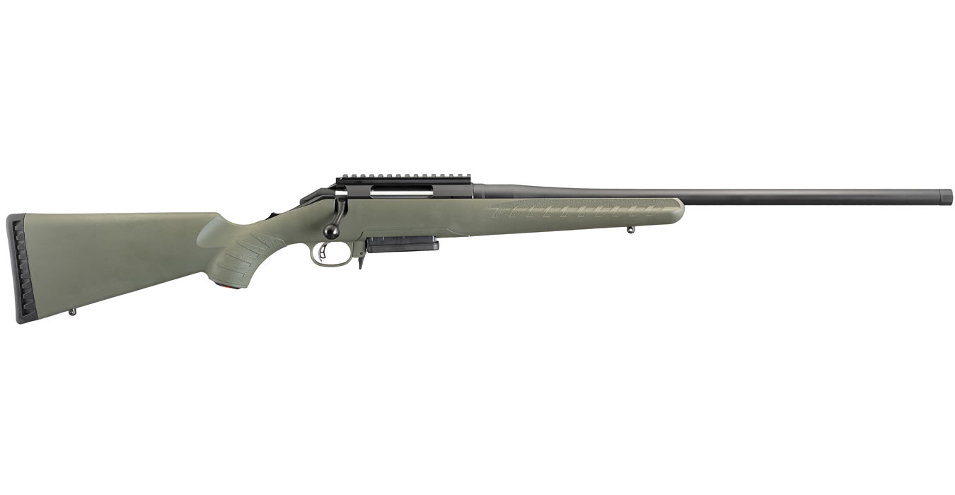 Ruger American Predator 6mm Creedmoor Bolt-Action Rifle ...