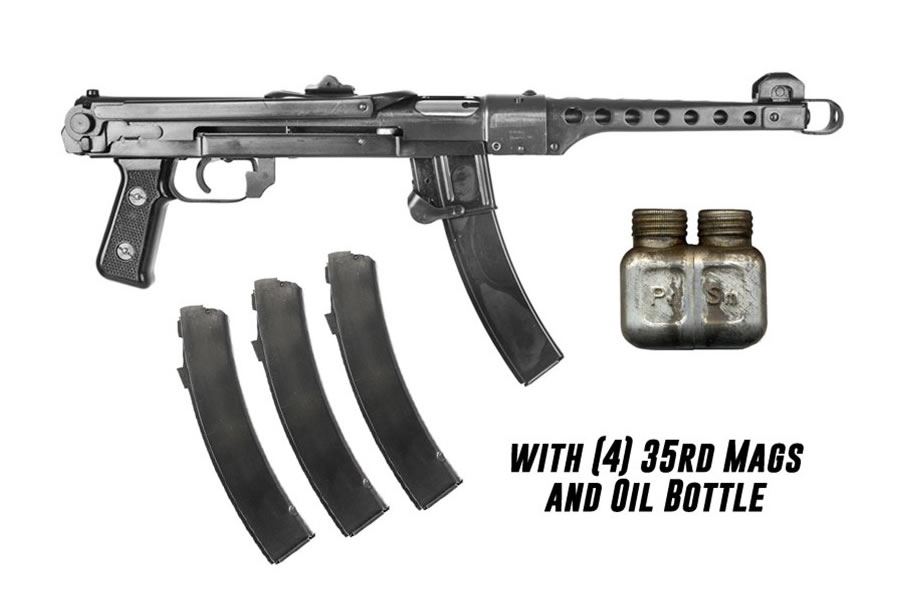 Polish PPS43-C 7 62x25mm Semi-Automatic Pistol