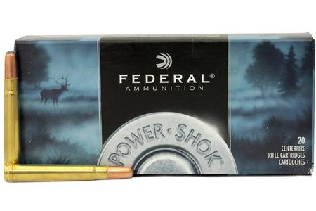FEDERAL AMMUNITION 375 HH Mag 300 gr Power Shok Soft Point 20/Box